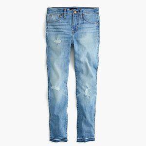 Tall vintage straight eco jean in medium wash